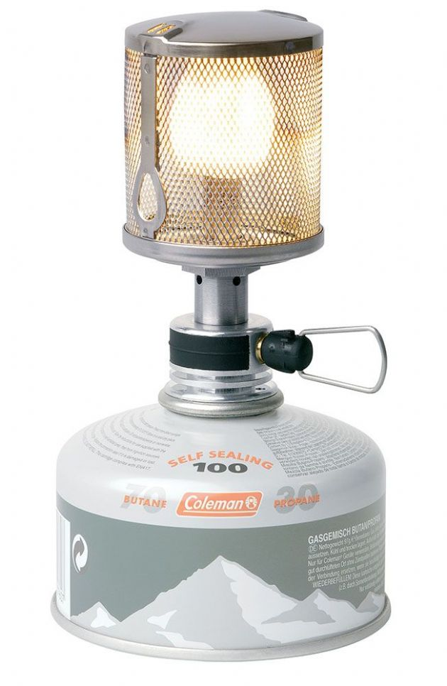Coleman F1 Lite Gas Lantern, Camping & Outdoor Lanterns & Torches - Grasshopper Leisure